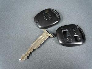 パッソの鍵修理承ります