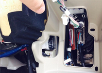 車鍵紛失時の対処が行えます