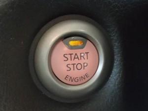 キューブのプッシュスタートボタン見本
