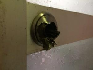 浴室錠交換