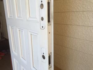 入居前の玄関鍵交換