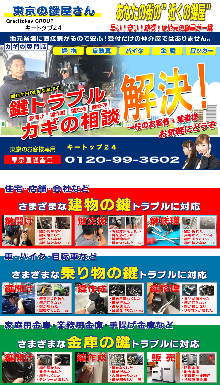 東京直通番号:キートップ0120-99-3602